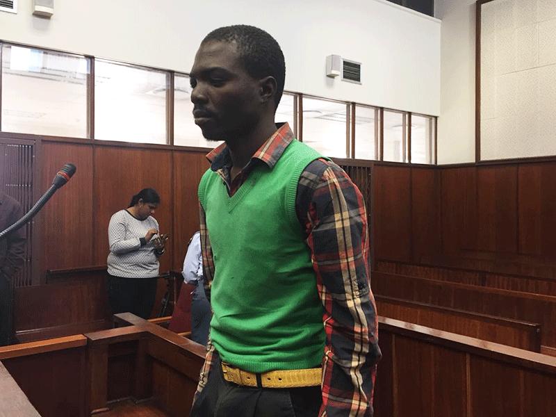 Suspect in Shallcross hijacking, Sbonelo Mkhize