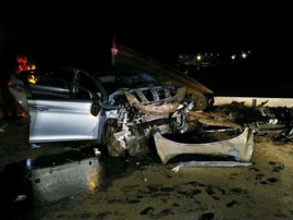 Sea Cow Lake, Inanda crash