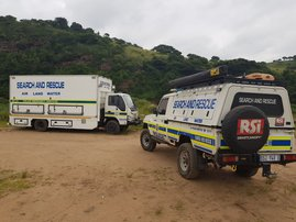 Search and Rescue, drowning at Mvoti River
