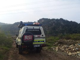 KZN police search and rescue