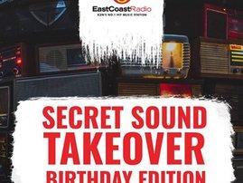 Secret Sound Birthday takeover