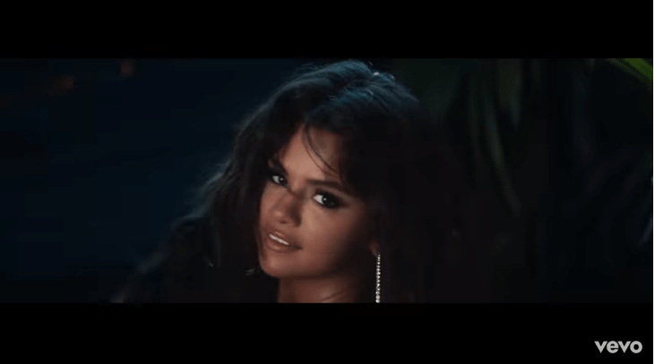 Selana Gomez in DJ Snake's 'Taki Taki' video