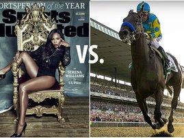 serena vs horse
