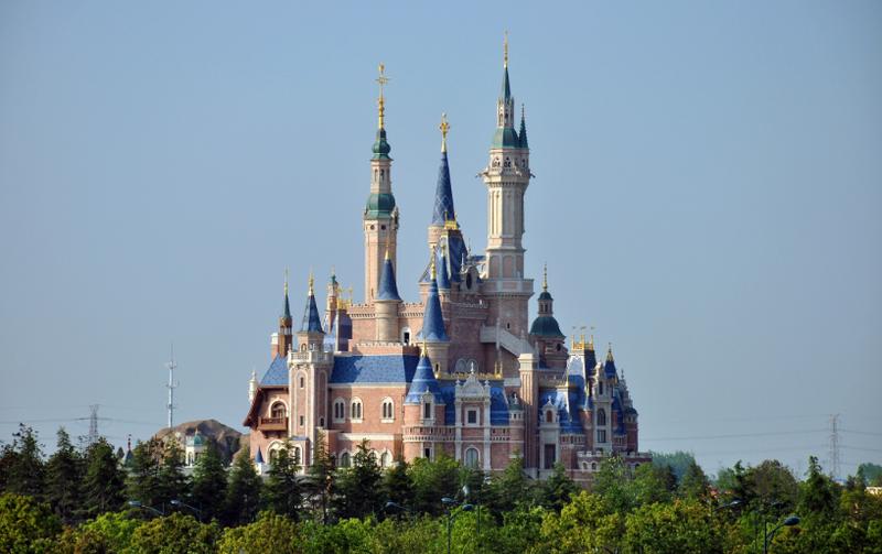 Shnahai Disneyland