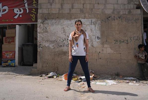 Shashi Naidoo in Jordan