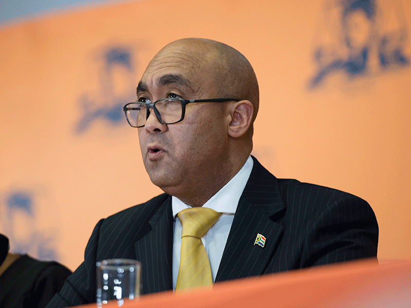 ConCourt finds Shaun Abrahams' appointment as NPA boss invalid
