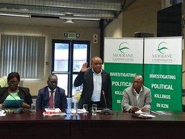 Sihle Zikalala testifies at Moerane Commission