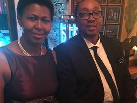 Sipho Nzuza's wife arrested