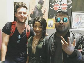 Sketchy Bongo Kelly Khumalo Kyle Deutsch
