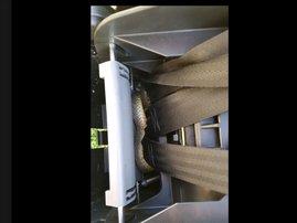 snake car seat