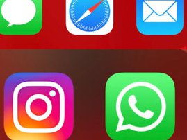 Unread messages and read messages
