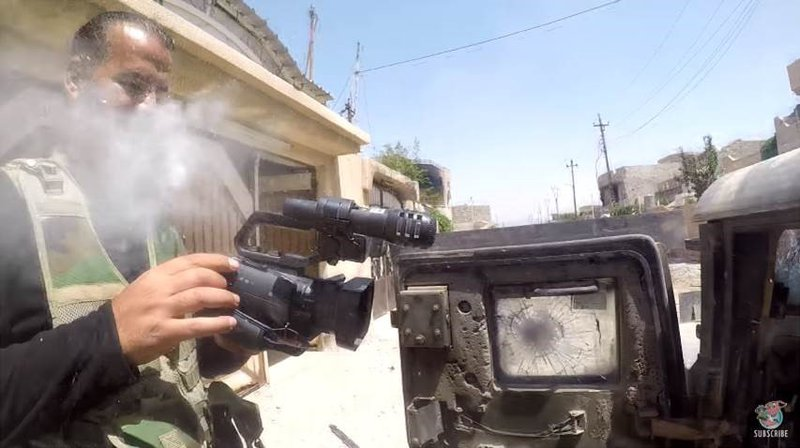 sniper gopro shoot out