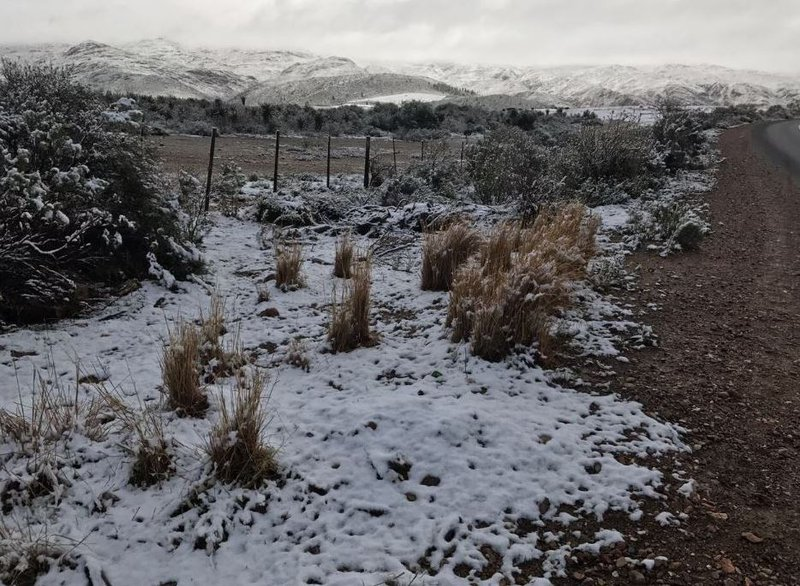 A snowy weekend for Cape provinces