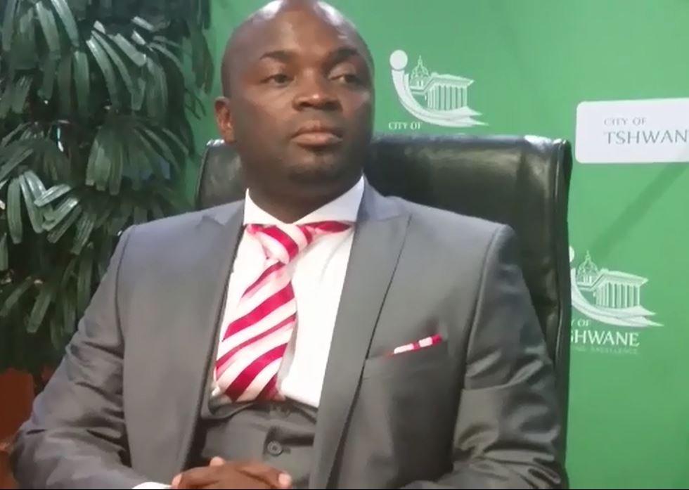 S.Africa's ANC scolds Pretoria mayor for