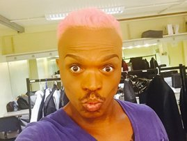 Somizi throws shade at Aka