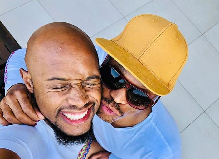 Relationship goals! Somizi surprises Mohale with a trip to