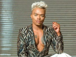 Somizi Mhlongo-Motaung surprised a waitress this week.