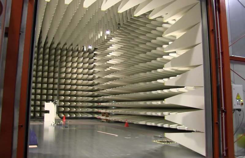Watch The World S Quietest Room Is So Quiet You Can Hear