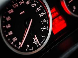 Speed guagem driver