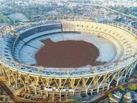 World's biggest stadium