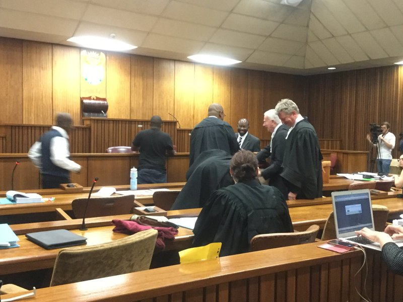 Capture of the court reporterdaddi 4