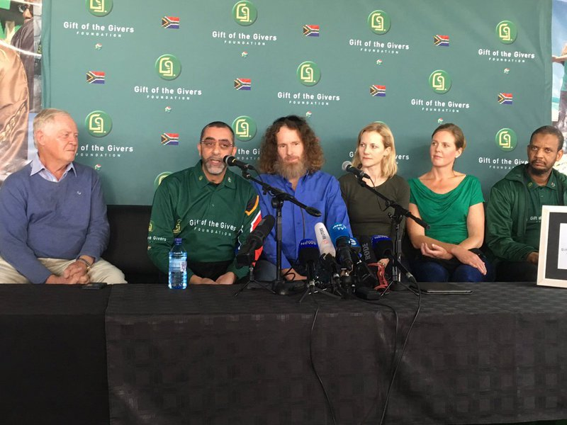 Al-Qaeda : South African hostage tells of 6-year ordeal