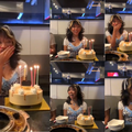 Your stepmother blows out your birthday cake candles
