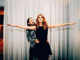 Celine Dion Steve Aoki
