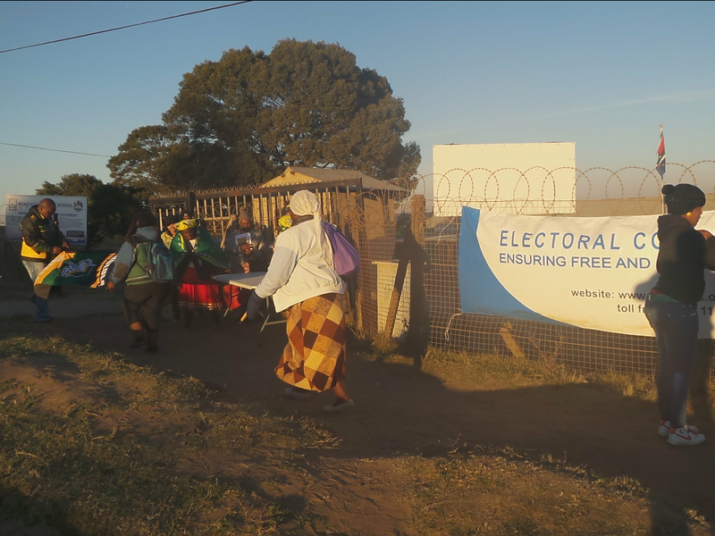 Hotly contested by-election in Nquthu under way