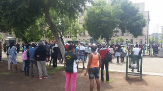 Student Fees March Union Buildings 4