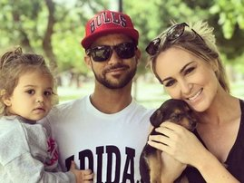 Sue and JP Duminy