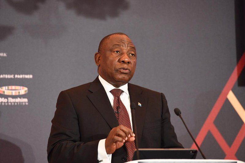 'We've been very depressed with the electricity' - Ramaphosa