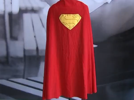Superman cape on sale