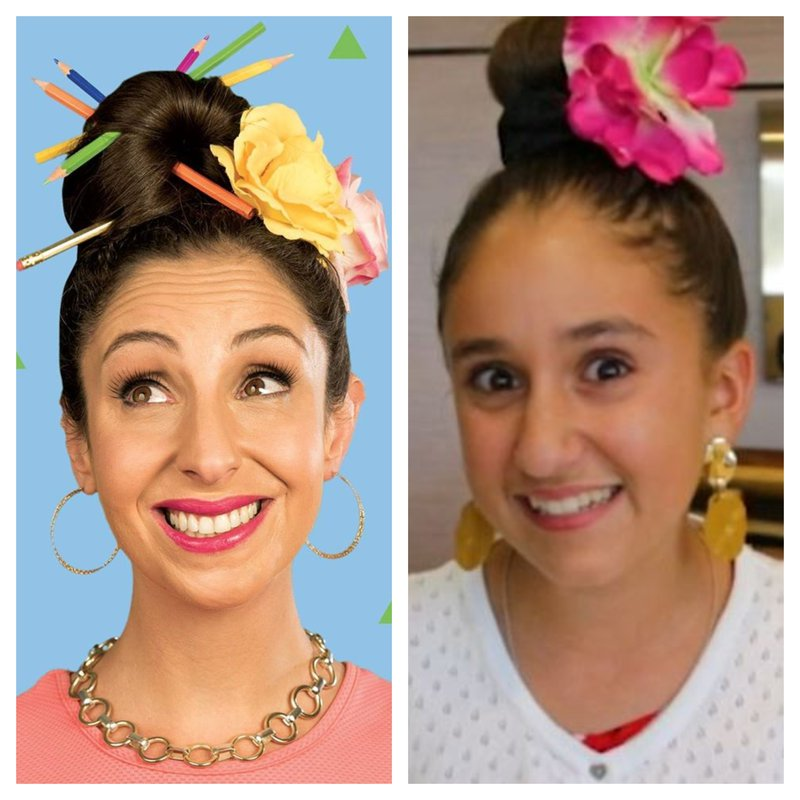 Suzelle DIY and Angelica
