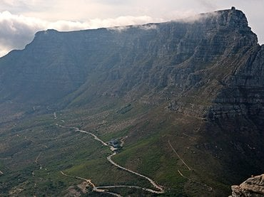 Table Mountain Death An Accident Police