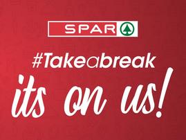 take a break with SPAR