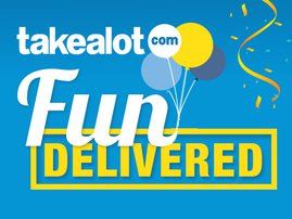 takealot fun button