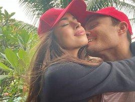 Gossip Girl actor Ed Westwick and Tamara Francesconi