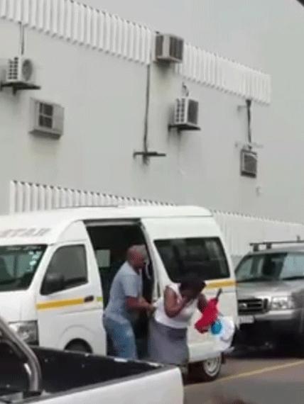 Taxi assault