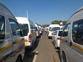 Taxis, taxi strike