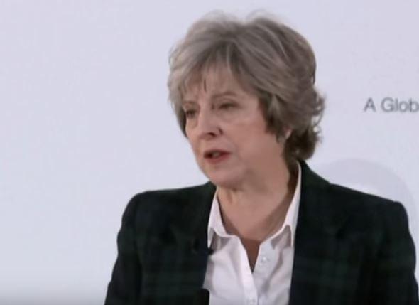 Theresa May_video