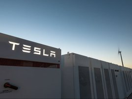 World's biggest battery/ Tesla