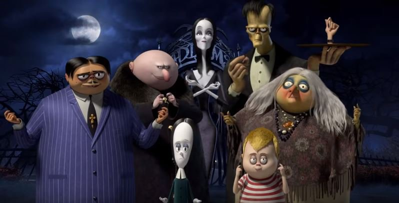 The Addams Family new trailer