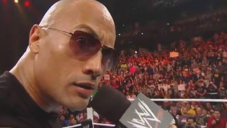 Dwayne 'The Rock' Johnson Smackdown WWE trailer