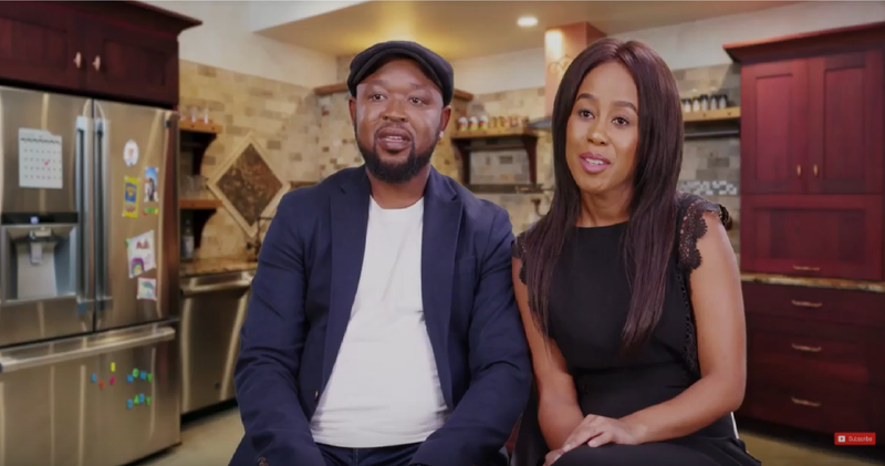 themba and thabile on ECR TV ad