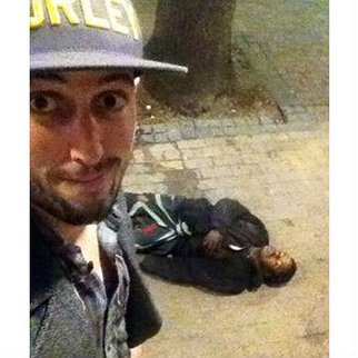 Thug selfie