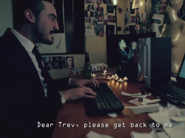 Break a leg Trevor