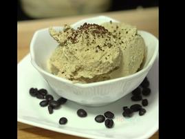 3-Ingredient Coffee Ice Cream