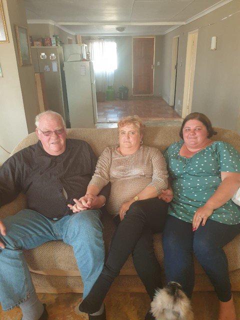 Cobus family GMA 4 september