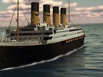 Titanic replica_video